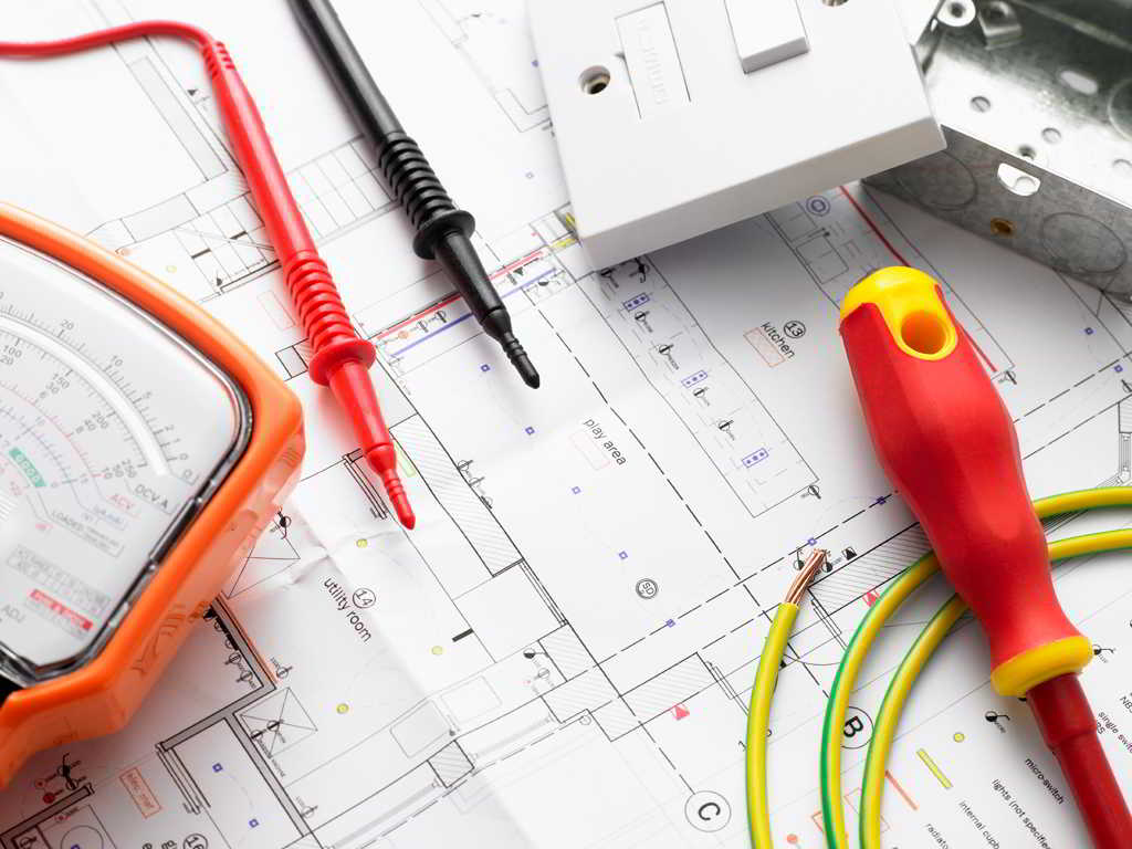 ELECTRICAL DRAWING AND DESIGN